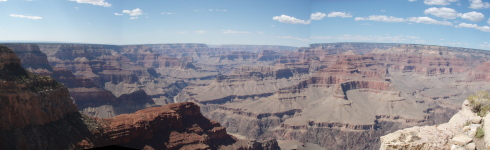 Grand Canyon Vacation Picture - Click here to return to our Home page